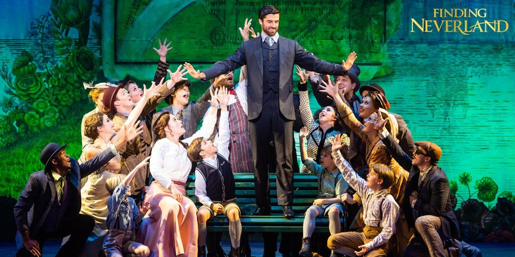 BWW Review: Re-Discover the Importance of Your Imagination with FINDING NEVERLAND