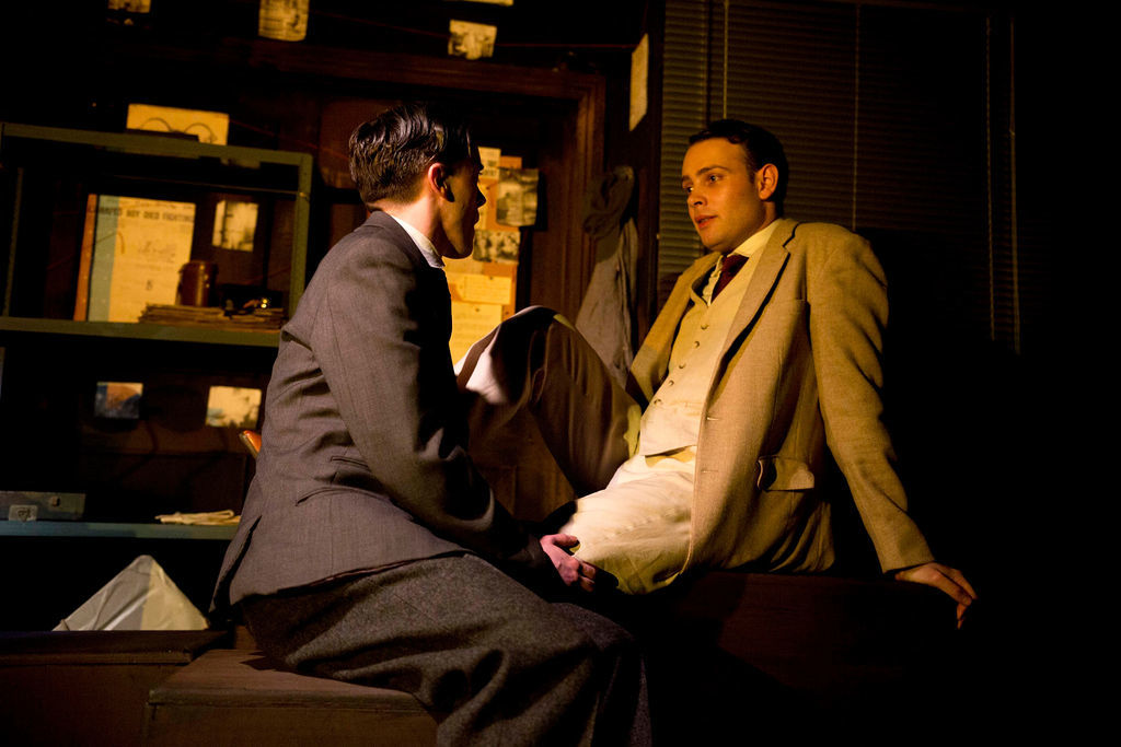 BWW Review: THRIL ME: THE LEOPOLD & LOEB STORY, The Hope Theatre