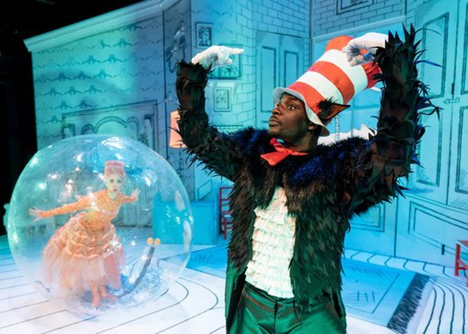BWW Review: THE CAT IN THE HAT, Rose Theatre