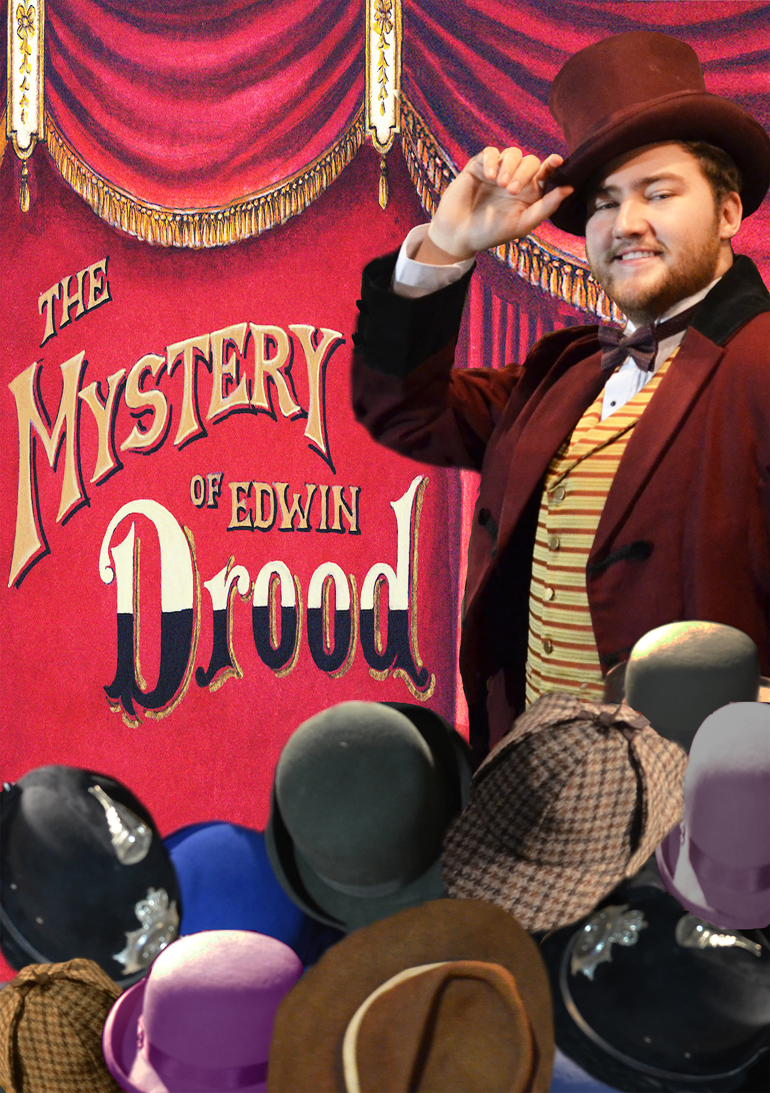 THE MYSTERY OF EDWIN DROOD at Wright State University
