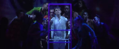 VIDEO: Watch the Cast of THE WHO'S TOMMY Perform 'Pinball Wizard'