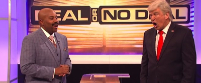 VIDEO: Trump Chooses 'Deal Or No Deal' on Saturday Night Live