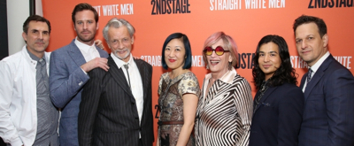 BWW TV: STRAIGHT WHITE MEN on the Great White Way! Inside Opening Night with Armie Hammer & Company