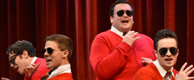 BWW Review:  Have a Cool Yule  at Lyric Arts' Retro FOREVER PLAID: PLAID TIDINGS