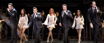 Photo Flash: The Boys Are Back In Town! First Look at JERSEY BOYS at New World Stages