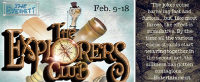 BWW Review: THE EXPLORERS CLUB at Everett Theatre