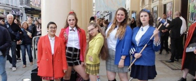 BWW TV: Inside The HEATHERS THE MUSICAL Gala Night