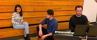 VIDEO: Rachel Zegler and Antonio Cipriano Sing 'You Matter to Me' From WAITRESS