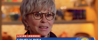 VIDEO: Stage and Screen Legend Rita Moreno Discusses Her Legacy on TODAY