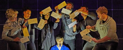 The National Theatre Will Present THE CURIOUS INCIDENT OF THE DOG IN THE NIGHT Next Year