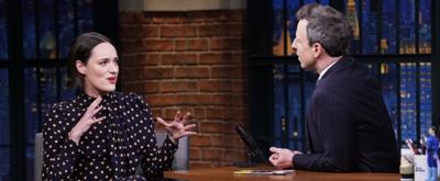 VIDEO: Phoebe Waller-Bridge Talks Pre-Show Rituals, Casting Guinea Pigs for FLEABAG