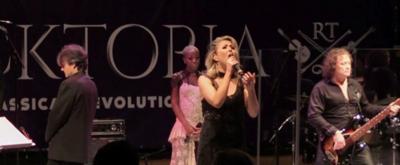 BWW TV: Let Chloe Lowery Chill You to the Bone in Sneak Peek of ROCKTOPIA on Broadway!