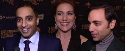 BWW TV: It's Their Time! MERRILY WE ROLL ALONG Celebrates Opening Night