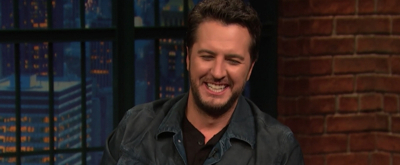 VIDEO: Luke Bryan Talks Blake Shelton and Performs HOOKED ON IT on LATE NIGHT WITH SETH MEYERS