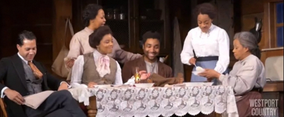 VIDEO: Westport Country Playhouse Opens 2018 Season with FLYIN' WEST