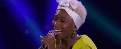 VIDEO: Cynthia Erivo Sings 'Time After Time' With AMERICAN IDOL Contestant Jeremiah Lloyd Harmon