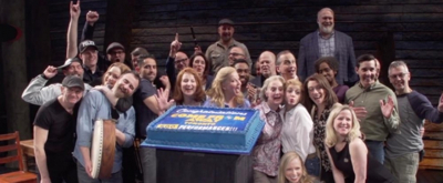 VIDEO: COME FROM AWAY in Toronto Celebrates 500 Performances