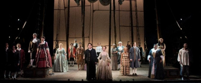 BWW Review:  AMAZING GRACE Musical Gets Another Life in Washington, DC