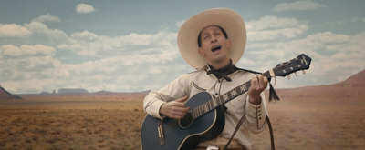 VIDEO: Watch the Trailer for Joel and Ethan Coen's THE BALLAD OF BUSTER SCRUGGS