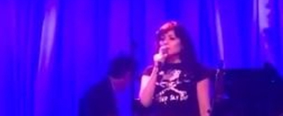 VIDEO: Frances Ruffelle Sings STILL HURTING by Jason Robert Brown