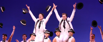 VIDEO: Gavin Creel and Andrew Rannells Charm at BROADWAY BACKWARDS