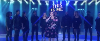 VIDEO: Watch Keala Settle Perform THE GREATEST SHOWMAN Anthem THIS IS ME Live on TODAY