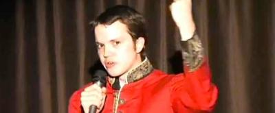 BWW TV:  FOX's 'Bones' Star Eric Millegan in LA Cabaret