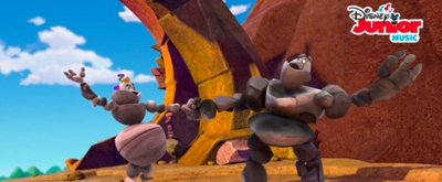 VIDEO: Watch Tituss Burgess and Danielle Brooks Sing 'Fallin' Like a Rock' Duet on ELENA OF AVALOR