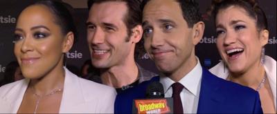 BWW TV: Go Inside Opening Night of TOOTSIE on Broadway!
