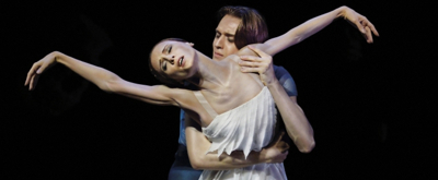 VIDEO: First Look at Svetlana Zakharova in the UK Premiere of AMORE