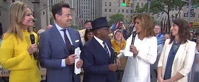 VIDEO: Sara Bareilles and Al Roker Discuss Roker's Broadway Debut