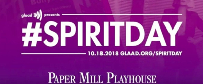 VIDEO: Paper Mill Playhouse and THE COLOR PURPLE Celebrate Spirit Day 2018