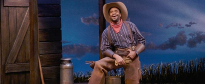 EXCLUSIVE VIDEO: Get A First Look At OKLAHOMA at The Denver Center for the Performing Arts