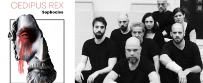 OEDIPUS REX Plays Athiniais Theatre Athens Every Thursday From May 30 to Sept. 26
