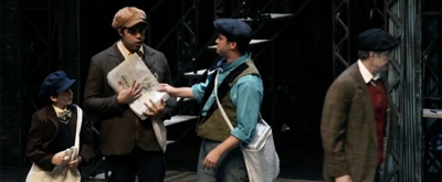 VIDEO: Inside Aurora Theatre's NEWSIES