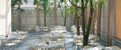 THE GARDEN COURT CAFE at Asia Society in NYC Celebrates Diwali
