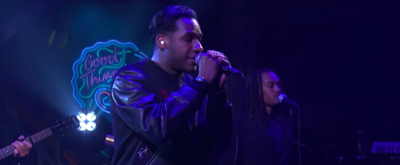 VIDEO: Leon Bridges Performs 'Beyond' on THE LATE SHOW