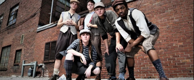 BWW Review: Spectacular Cast Gives Chaffin's Barn's NEWSIES A Fresh Appeal