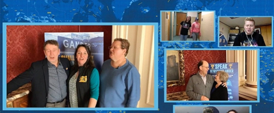 BWW TV: We All Come From Away - Fans Help COME FROM AWAY Celebrate One Year on Broadway