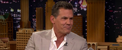 VIDEO: Josh Brolin Talks Ryan Reynolds and Does Voices for Thanos