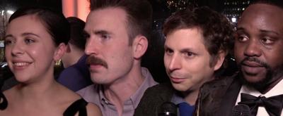 BWW TV: Inside Opening Night of LOBBY HERO with Michael Cera, Chris Evans & More!