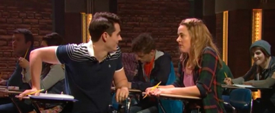 VIDEO: The Cast of MEAN GIRLS Performs 'Stupid with Love' on LATE NIGHT WITH SETH MEYERS
