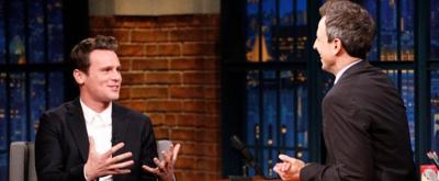 VIDEO: Jonathan Groff Explains How Barbra Streisand Inspired His King George Portrayal