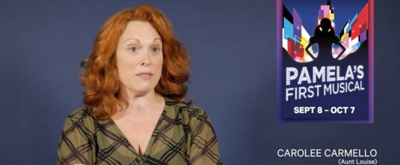 VIDEO: Andrea Burns, Carolee Carmello, and the Cast of PAMELA's FIRST MUSICAL Reveal Their First Musicals