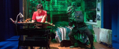 BWW Review: EL COQUI ESPECTACULAR AND THE BOTTLE OF DOOM: A SUPERHERO PLAY at TRT is an Exciting and Inventive Show