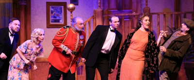 BWW Review: SOMETHING'S AFOOT at Dutch Apple Dinner Theater