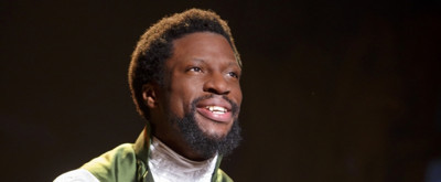 Michael Luwoye to Take His Shot in HAMILTON's Title Role on Broadway