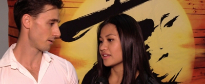 BWW TV: Board the Helicopter and Meet the Stars of the MISS SAIGON Tour