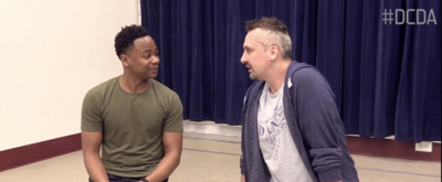DANCE CAPTAIN DANCE ATTACK: Ben Dances All Night with MY FAIR LADY's Michael Williams!