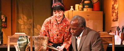 VIDEO: Danny Glover and June Angela Discuss Their Characters In YOHEN